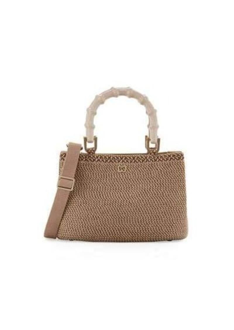 b4c4021f102a Eric Javits Eric Javits Leila Bamboo-Handle Tote Bag | Handbags