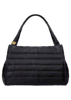 Eric Javits Rush Quilted Nylon Duffle Bag