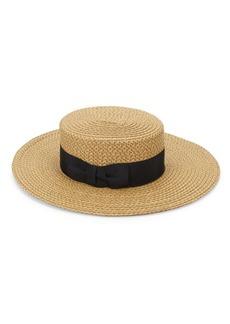 Eric Javits Gondolier Woven Hat