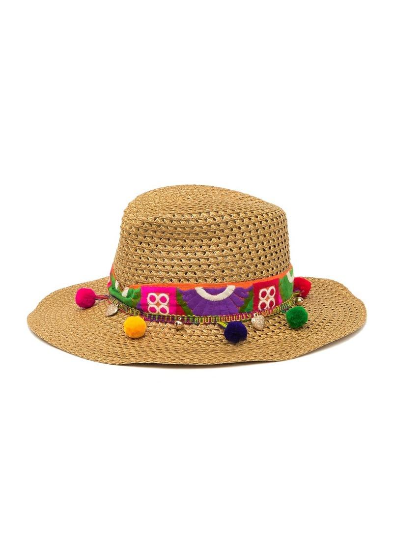 Eric Javits Sunny Squishee(R) Western Hat