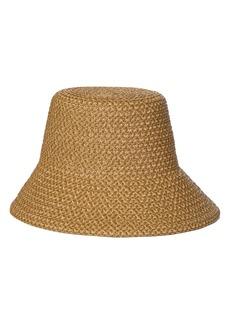 Eric Javits Women's August Hat Marina Downbrim Derby Hat - Brown