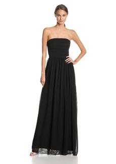 ERIN erin fetherston Women's Isabelle Strapless Evening Gown