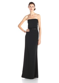 Erin erin fetherston Women's Juliette Popover Belted Gown