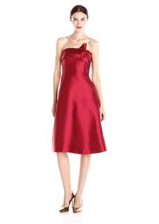 Erin Erin Fetherston Women's Katie Silky Twill Bow Dress