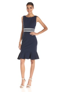 Erin erin fetherston Women's Marissa Ponte Flutter Dress