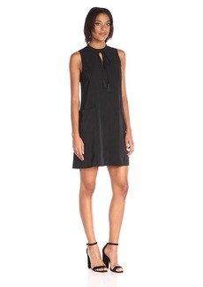 Erin erin fetherston Women's Nico Sleeeless Mock Neck Dress