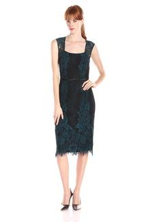 Erin Erin Fetherston Women's Sheila Lace Cap Sleeve Dress