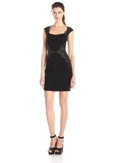 Erin Erin Fetherston Women's Shirley Lace Insert Dress