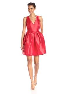 Erin erin fetherston Women's Silk Fit and Flare Devon Dress