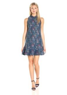 Erin Erin Fetherston Women's Zadie Printed Floral Dress