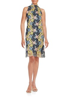 Erin Fetherston Cori Floral Lace Dress