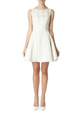 Erin Fetherston Sleeveless Fit And Flare Dress