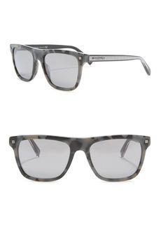 Ermenegildo Zegna 54mm Square Sunglasses