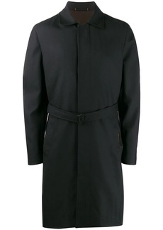 Ermenegildo Zegna belted formal coat