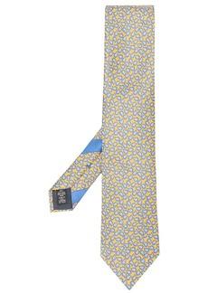 Ermenegildo Zegna cornucopia print tie