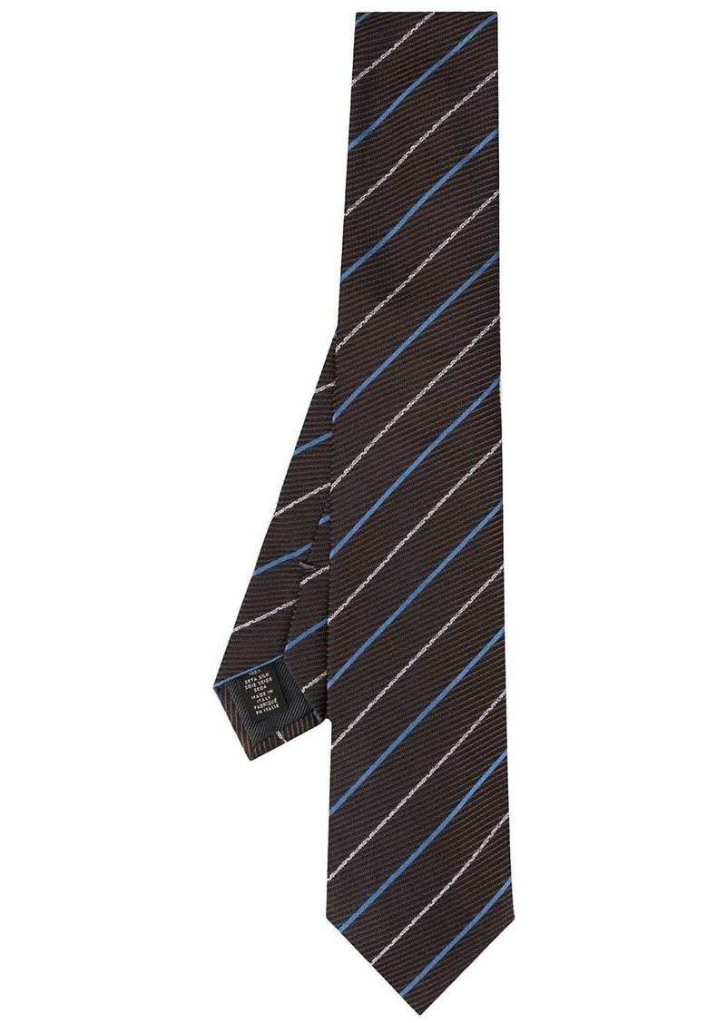 Ermenegildo Zegna degradé stripe tie