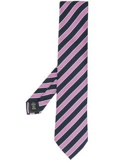Ermenegildo Zegna diagonal stripe tie