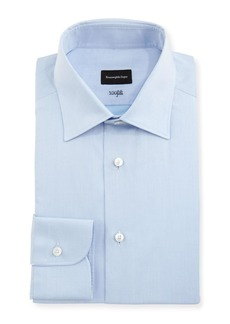 Ermenegildo Zegna 100Fili Solid Dress Shirt