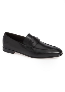 Ermenegildo Zegna Apron Toe Penny Loafer (Men)