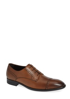 Ermenegildo Zegna Cap Toe Derby (Men)