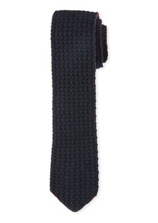 Ermenegildo Zegna Cashmere Knit Tie