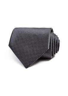 Ermenegildo Zegna Dot Grid Classic Tie