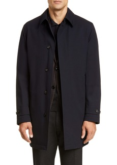 Ermenegildo Zegna Elements Classic Fit Wool Coat