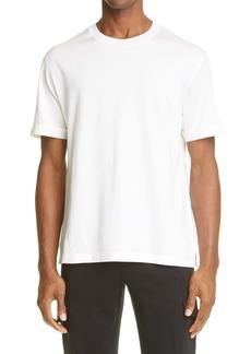 Ermenegildo Zegna Leggerissimo Cotton & Silk T-Shirt