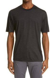 Ermenegildo Zegna Men's High Performance Wool T-Shirt