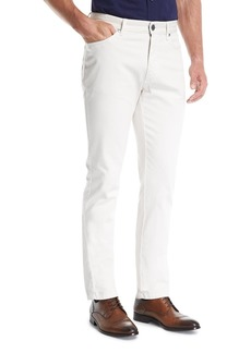 Ermenegildo Zegna New Pique Five-Pocket Pants