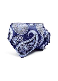 Ermenegildo Zegna Paisley Classic Tie