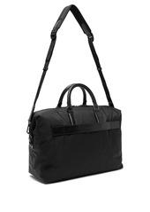 65ef75e5f1 Ermenegildo Zegna Ermenegildo Zegna Pelle Tessuta leather holdall | Bags