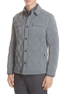 Ermenegildo Zegna Quilted Down Jacket