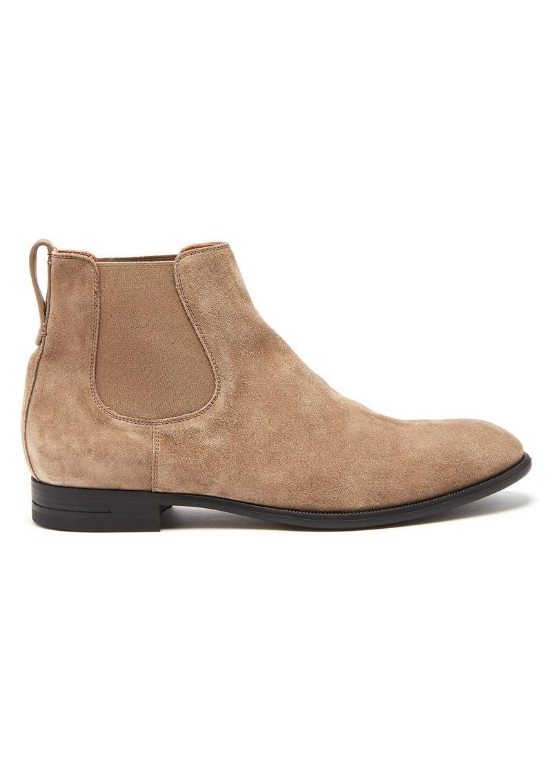 0461acb392f33 Ermenegildo Zegna Ermenegildo Zegna Suede chelsea boots | Shoes