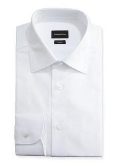 Ermenegildo Zegna Trofeo® Solid Dress Shirt