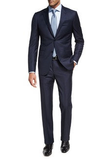 Ermenegildo Zegna Trofeo® Wool Textured Two-Piece Suit