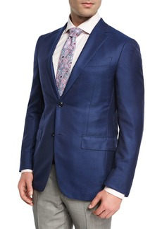 Ermenegildo Zegna Wool Two-Button Sport Coat
