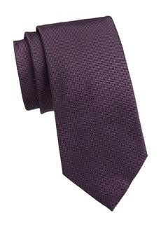 Ermenegildo Zegna Essential Micro Silk Tie