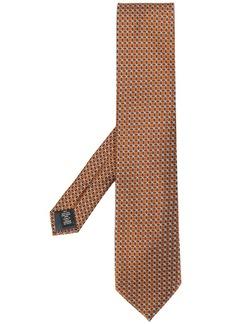 Ermenegildo Zegna Fantasia floral pattern tie
