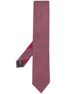 Ermenegildo Zegna Fantasia micro pattern tie