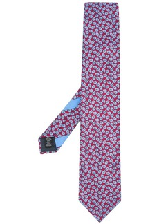 Ermenegildo Zegna Fantasia parsley print tie