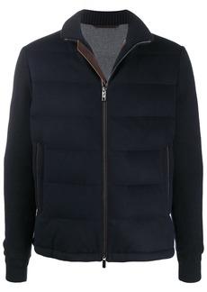 Ermenegildo Zegna feather-down padded jacket