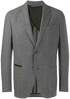 Ermenegildo Zegna formal knit blazer
