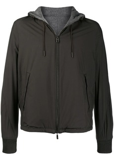 Ermenegildo Zegna hooded jacket
