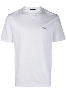 Ermenegildo Zegna logo short-sleeve T-Shirt