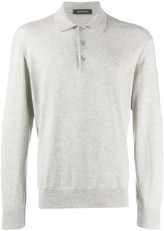 Ermenegildo Zegna long sleeve polo top