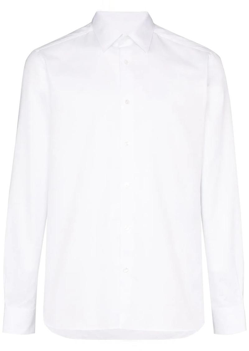 Ermenegildo Zegna long-sleeved shirt