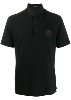 Ermenegildo Zegna x Maserati cotton polo shirt