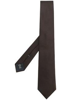 Ermenegildo Zegna micro check tie