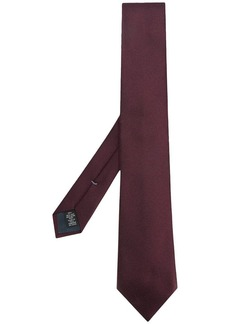 Ermenegildo Zegna micro patterned tie